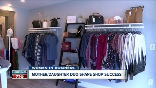 Women in Business: Mother/daughter duo shares business success