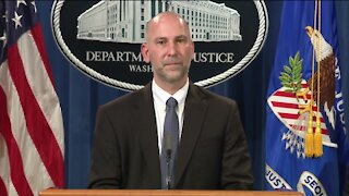 DOJ provides update on criminal charges against Capitol rioters