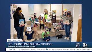 Good Morning Maryland from St. John's Parish Day School