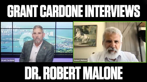 The Grant Cardone & Robert Malone Video removed from Youtube