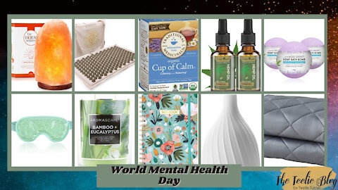World Mental Health Day: The Best Affordable Products for Stress and Anxiety