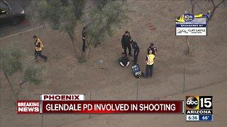 Glendale police involved in shooting