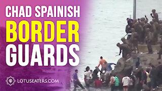Chad Spanish Border Control