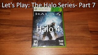 Let's Play: The Halo Series, Part 7 - Halo 4 on Xbox 360 and Xbox One by 343 Industries - Comparison