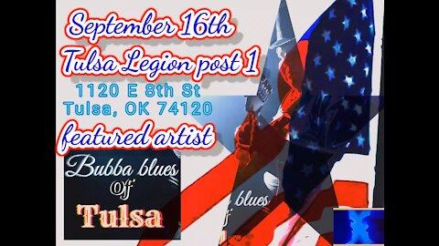 Blues Musician Tulsa Oklahoma
