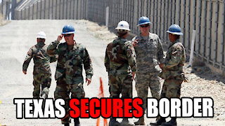 Texas Deploys National Guard to Secure Border