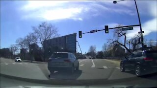 What's Driving you Crazy? An intersection in Denver