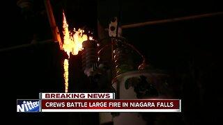 Niagara Falls Fire 19th Street