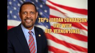TGP's Jordan Conradson Talks with Gubernatorial Candidate Vernon Jones