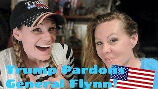 BREAKING! Trump PARDONS GENERAL FLYNN!