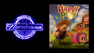 Happy Pigs Board Game Review