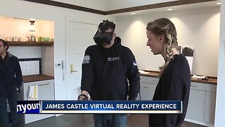James Castle virtual reality experience