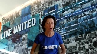 Getting ready for Mile High United Way's Day of Caring 2020