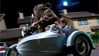 Hagrid Roller Coaster Coming To Wizarding World Of Harry Potter