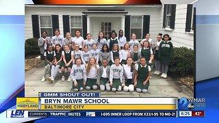 Good morning from Bryn Mawr School's fifth grade class!