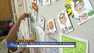 Racine schools implement full-time mental health therapists for students