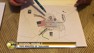School House 7 - content mapping