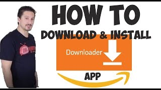 HOW TO INSTALL DOWNLOADER APP ON YOUR AMAZON FIRESTICK