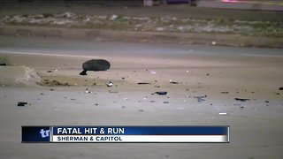 Fatal hit-and-run