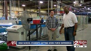 Student internship program expands at Port of Catoosa