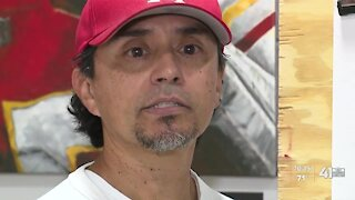 Anthony Oropeza influencing the next generation of Latino artists
