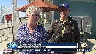 Passengers board San Diego cruise ship amid Coronavirus concerns