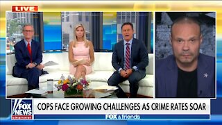 Bongino Rips Liberals and Media Over Support For Defunding Police