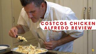 Costco's Signature Chicken With Alfredo Sauce | Chef Dawg