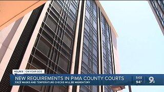 Pima County Superior Court, Juvenile Court Center announce mandatory temperature checks