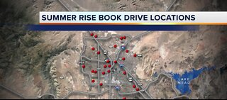 Summer Rise book drive starts today
