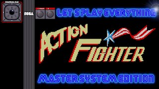 Let's Play Everything: Action Fighter
