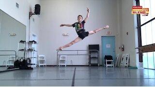 14-year-old Ballet Star | Morning Blend