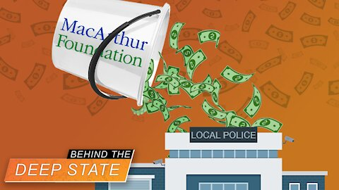 Foundations 'Bribing' Police Departments to Release Criminals