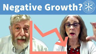 Is There A Population Problem? Or Is There a Negative Growth Problem?