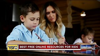 Best free online resources for kids