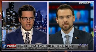 After Hours - OANN Chauvin Case with Jack Posobiec