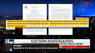 Election Investigation