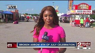 Broken Arrow 4th of July Celebration