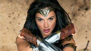 Gal Gadot Praises 'Wonder Woman 1984' Co-Star Kristen Wiig
