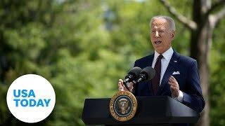 President Joe Biden delivers remarks on Israel,