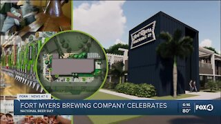 Celebrating National Beer Day with a look at how breweries are rebounding