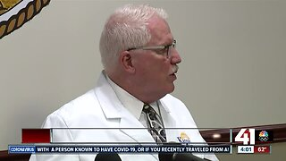 Johnson County: 3 new cases of coronavirus identified
