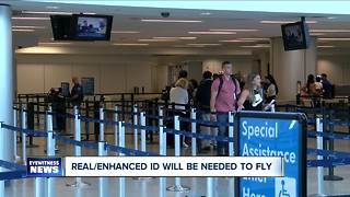 REAL ID's to go into effect in 2020