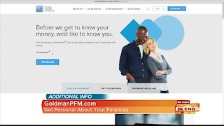 Get Personal About Your Finances