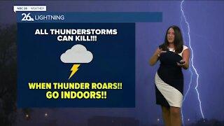 Brittney's Forecast