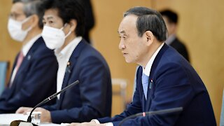 Japan Extends State Of Emergency
