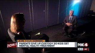Parents sacrifice to get their children help