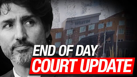 Court update: Rebel News is suing Justin Trudeau over his dangerous COVID jails