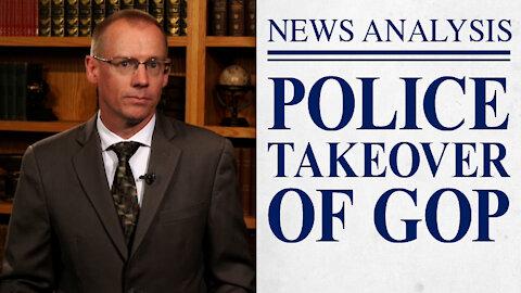 GOP Advocates Police Takeover