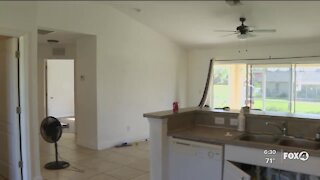 Evictions continue to rise in Lee County after Governor's moratorium expires